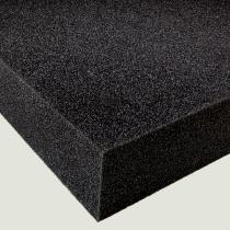 FLAT BLACK sundjer za apsorpciju zvuka efikasno rešava problem buke i eha u kancelarijama